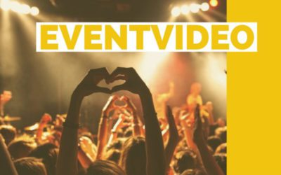 Haal het beste uit je evenement met eventvideo's