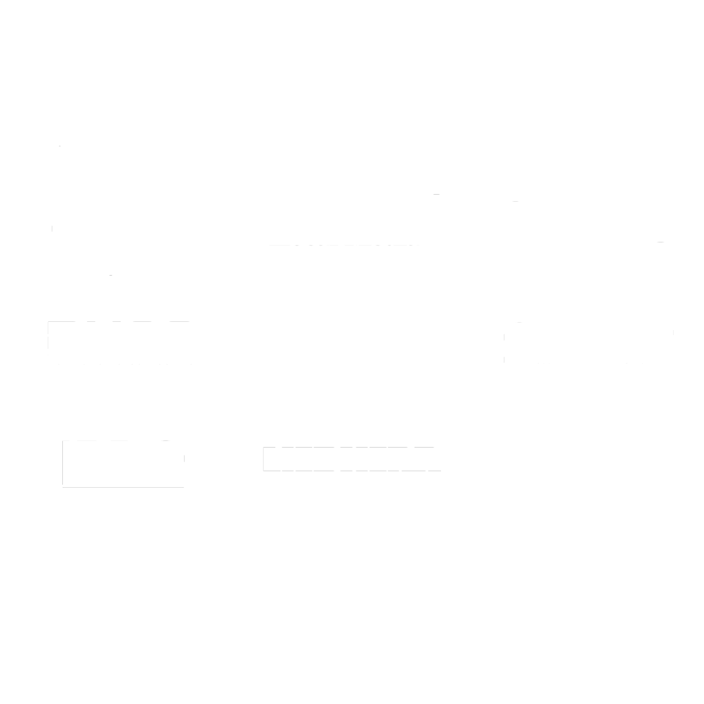 Logo's mobiel wit
